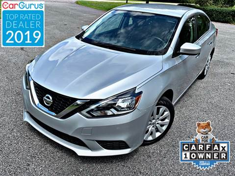 2017 Nissan Sentra for sale in Conway, SC
