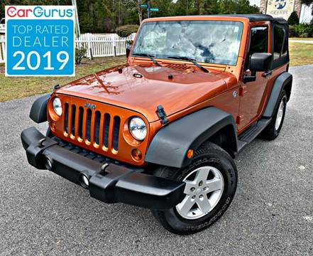 2011 Jeep Wrangler for sale in Conway, SC