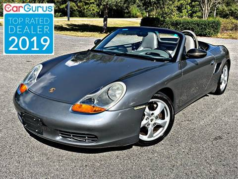 2002 Porsche Boxster for sale in Conway, SC