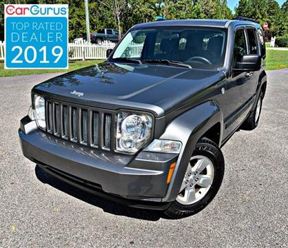 2012 Jeep Liberty for sale in Conway, SC