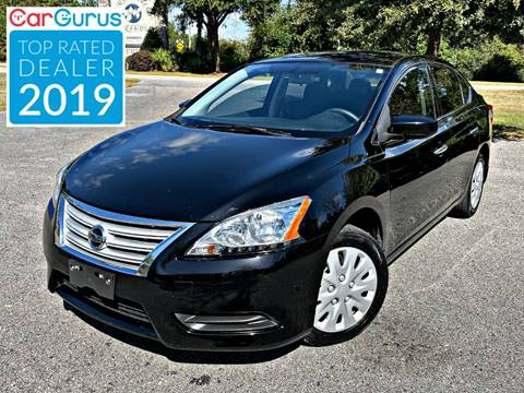 2015 Nissan Sentra for sale in Conway, SC