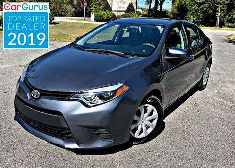 2015 Toyota Corolla for sale in Conway, SC