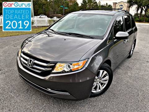 2014 Honda Odyssey for sale in Conway, SC