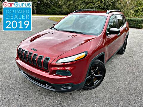 2016 Jeep Cherokee for sale in Conway, SC