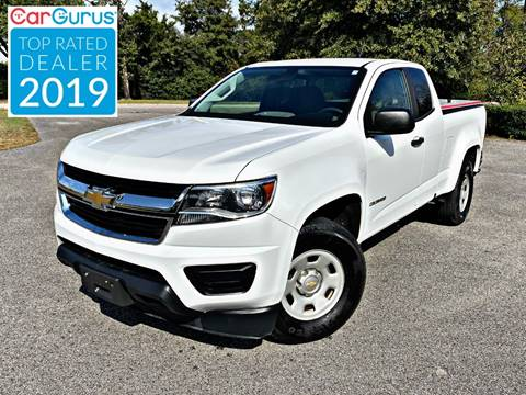 2016 Chevrolet Colorado for sale in Conway, SC