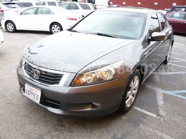 2009 Honda Accord for sale at COREY J AN / COREY4CARS in Los Angeles CA