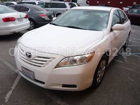 2009 Toyota Camry for sale at COREY J AN / COREY4CARS in Los Angeles CA