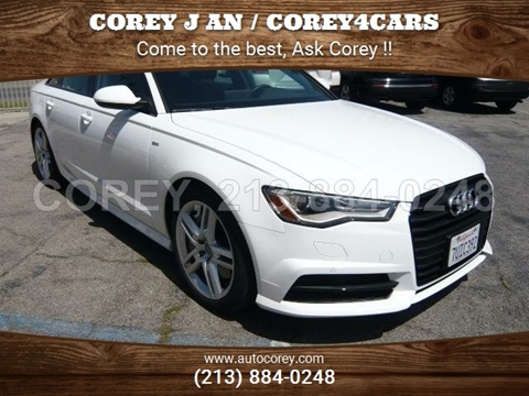 2016 Audi A6 for sale in Los Angeles, CA