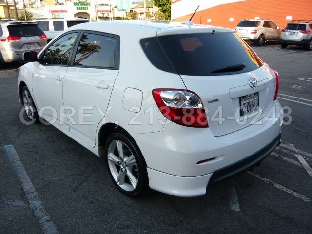 2009 Toyota Matrix for sale at COREY J AN / COREY4CARS in Los Angeles CA