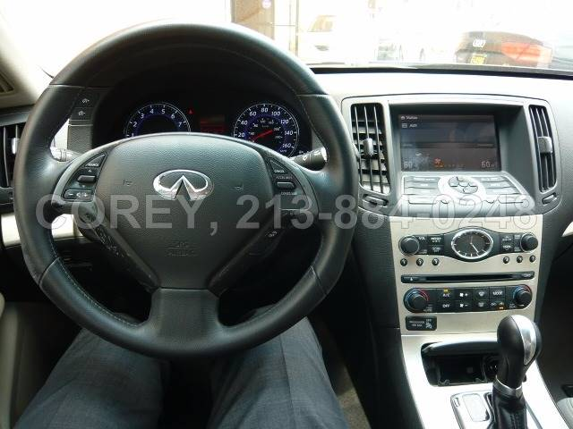 2007 Infiniti G35 for sale at COREY J AN / COREY4CARS in Los Angeles CA