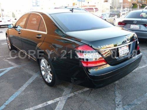 2009 Mercedes-Benz S-Class for sale at COREY J AN / COREY4CARS in Los Angeles CA