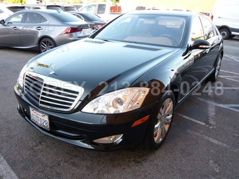 2009 Mercedes-Benz S-Class for sale at WWW.COREY4CARS.COM / COREY J AN in Los Angeles CA