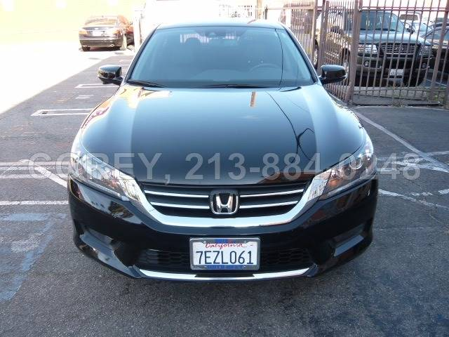 2014 Honda Accord for sale at COREY J AN / COREY4CARS in Los Angeles CA