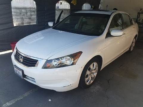 2008 Honda Accord for sale at COREY J AN / COREY4CARS in Los Angeles CA