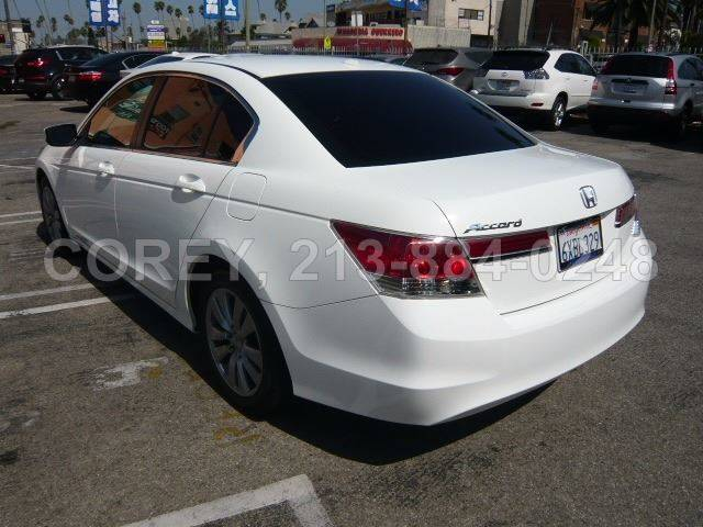 2012 Honda Accord for sale at COREY J AN / COREY4CARS in Los Angeles CA