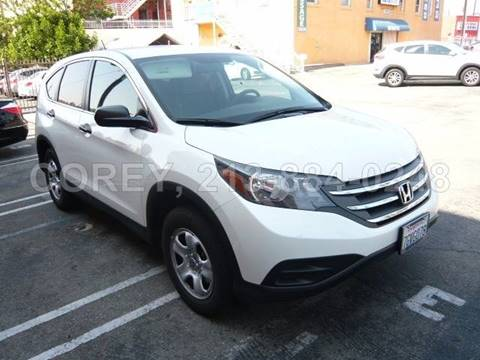 2014 Honda CR-V for sale at COREY J AN / COREY4CARS in Los Angeles CA