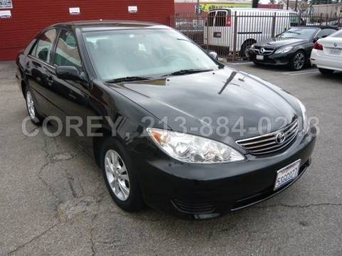 2006 Toyota Camry for sale at COREY J AN / COREY4CARS in Los Angeles CA