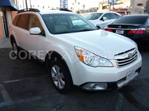2011 Subaru Outback for sale at WWW.COREY4CARS.COM / COREY J AN in Los Angeles CA