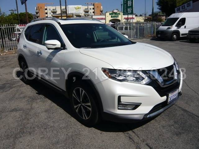 2017 Nissan Rogue for sale at WWW.COREY4CARS.COM / COREY J AN in Los Angeles CA