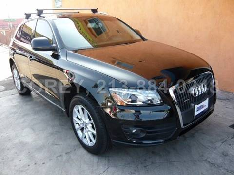 2012 Audi Q5 for sale at WWW.COREY4CARS.COM / COREY J AN in Los Angeles CA