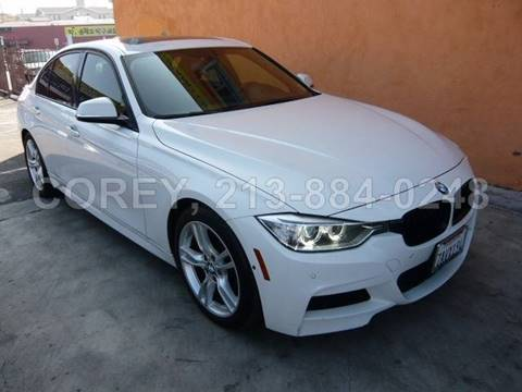 2013 BMW 3 Series for sale at WWW.COREY4CARS.COM / COREY J AN in Los Angeles CA