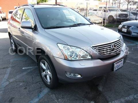 2005 Lexus RX 330 for sale at WWW.COREY4CARS.COM / COREY J AN in Los Angeles CA
