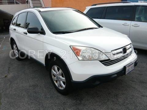 2009 Honda CR-V for sale at WWW.COREY4CARS.COM / COREY J AN in Los Angeles CA