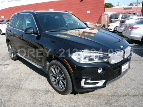 2014 BMW X5 for sale at WWW.COREY4CARS.COM / COREY J AN in Los Angeles CA
