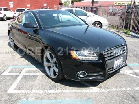 2010 Audi A5 for sale at WWW.COREY4CARS.COM / COREY J AN in Los Angeles CA
