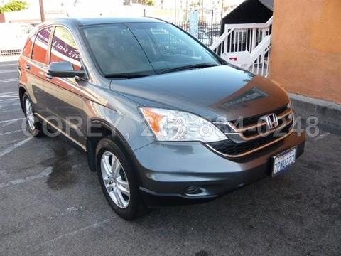 2011 Honda CR-V for sale at WWW.COREY4CARS.COM / COREY J AN in Los Angeles CA