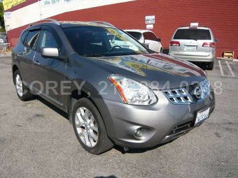 2013 Nissan Rogue for sale at WWW.COREY4CARS.COM / COREY J AN in Los Angeles CA