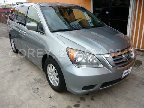 2008 Honda Odyssey for sale at WWW.COREY4CARS.COM / COREY J AN in Los Angeles CA