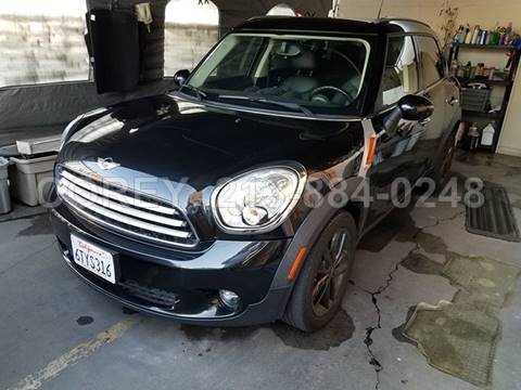 2011 MINI Cooper Countryman for sale at WWW.COREY4CARS.COM / COREY J AN in Los Angeles CA