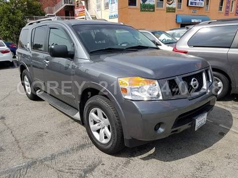2013 Nissan Armada for sale at WWW.COREY4CARS.COM / COREY J AN in Los Angeles CA