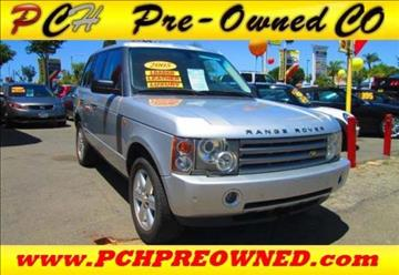 2005 Land Rover Range Rover for sale in Lomita, CA