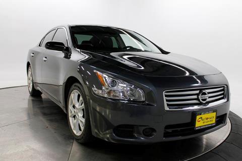 2012 Nissan Maxima for sale in Pocatello, ID