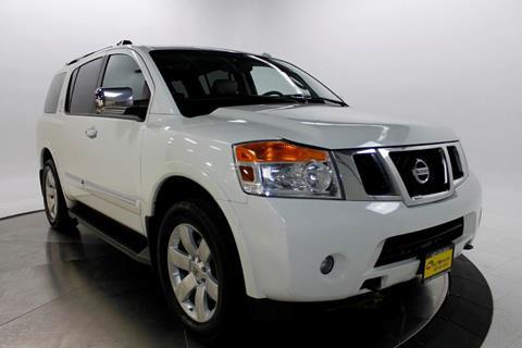 2011 Nissan Armada for sale in Pocatello, ID