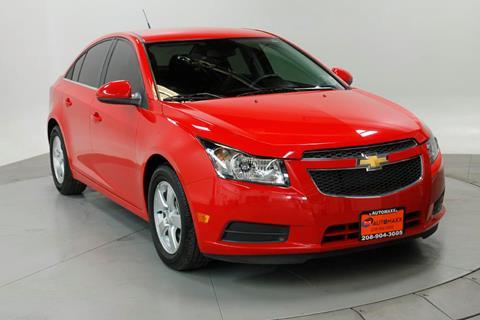 2014 Chevrolet Cruze for sale in Pocatello, ID