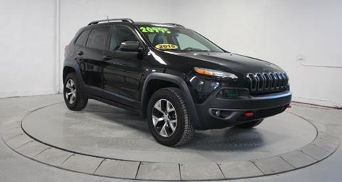 2015 Jeep Cherokee for sale in Pocatello, ID