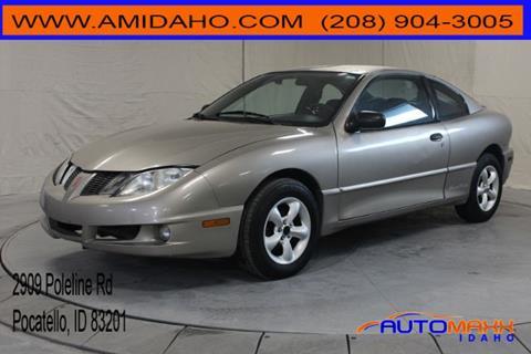 2003 Pontiac Sunfire for sale in Pocatello, ID