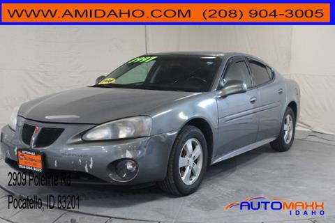 2008 Pontiac Grand Prix for sale in Pocatello, ID