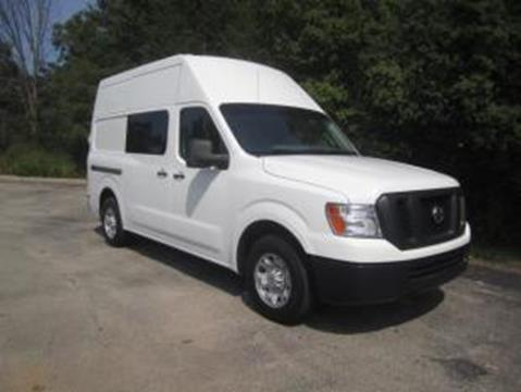 2013 Nissan NV Cargo for sale in Highland Park IL