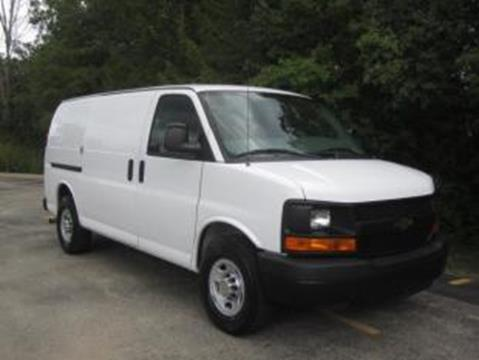 2013 Chevrolet Express Cargo for sale in Highland Park IL