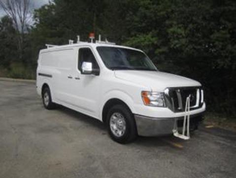2012 Nissan NV Cargo for sale in Highland Park IL