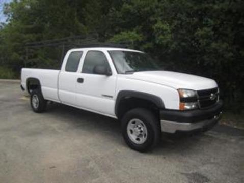 2007 Chevrolet Silverado 2500HD Classic for sale in Highland Park IL