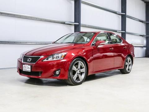 2012 Lexus IS 250 for sale in Buda TX