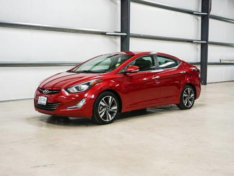 2014 Hyundai Elantra for sale in Buda, TX