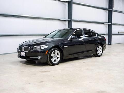 2012 BMW 5 Series for sale in Buda, TX