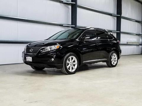 2010 Lexus RX 350 for sale in Buda TX