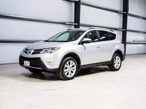 2015 Toyota RAV4 for sale in Buda TX